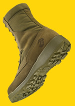 USMC steel toe boot from Belleville Boot Company